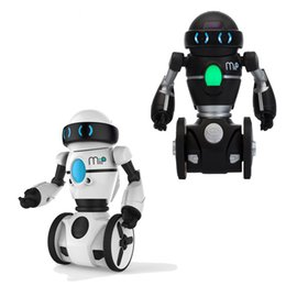 Wholesale Wifi Mobile Control advanced MIP robot Iphone Ipad android bluetooth Electric luminous Remote Control RC smart programming Toy
