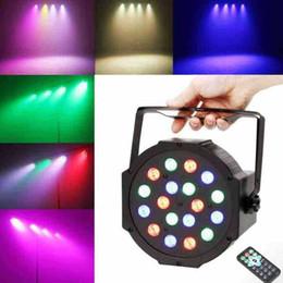 Wholesale 3W LED Wedding Props Background Light Bar Remote Control DMX512 Stage Lighting Professional Led Stage Light