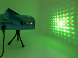 Wholesale different pictures changed Red Green Mini Voice Automatic Control Moving Projector LED laser Party disco stage lighting