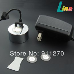 Wholesale 20mm Mist Maker V Power Adapter Ceramic Disc Key Atomizer Fogger Humidifier for Tank Aquarium Water Fountain Pond