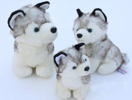 """Свободный материал собаки Онлайн-собачьих домашних животных чучела куклы мягкие плюшевые игрушки 18см 7 """"дюймов для детей EMS свободной"""