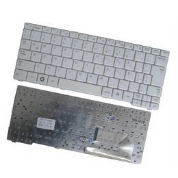 Wholesale New Spain Keyboard SP Teclado For Samsung N148 N150 NB20 NB30 N128 N145 NP N145 N102 N102s N143 NP N102 Series Replacement White K1245