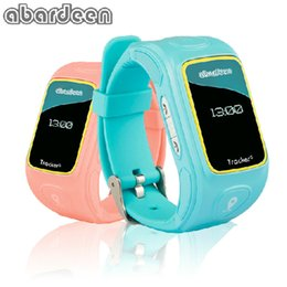 Wholesale With four color High quality Abba cho KT01S second generation child safety guards smart children watch