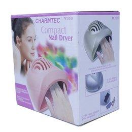 Wholesale Compact Mini Cute Size Portable Nail Dryer for Hand Nail Toe Nail