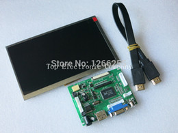 Wholesale inch Raspberry Pi TN LCD With HDMI VGA AV Screen Display Module HDMI to HDMI interface cable