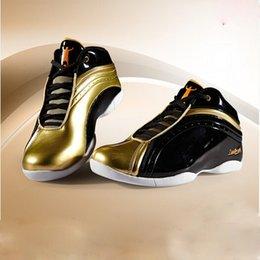 Wholesale New Men s Shoes Allen Iverson Basketball Shoes Outdoor Wear Resistant Sport Shoes Men Sneakers Size