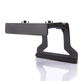 Wholesale Top Selling Best Price TV Clip Mount Mounting Stand Holder For Microsoft For Xbox Kinect Sensor Black