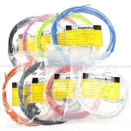 JAGWIRE Kit de tuyau de câble de logement Déplacement de frein pour Shimano pour Sram Vélo de vélo Derailluer Câble de frein Déplacement du levier Ligne de fil à partir de vélo fil de câble de frein fournisseurs
