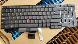 Wholesale New Original Laptop keyboard for Lenovo ThinkPad Edge E530 E535 E530C US version Y0301