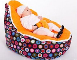 Wholesale Hot selling Pupolar Baby bean bag Convenient baby sleeping bag Baby bed In size cm cm with different colors