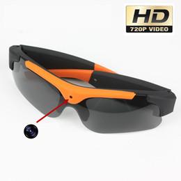 HD 1280*720P Sport Glasses Camera PC Camera Video Recorder Spy Sunglasses Camera SM16 PC Camera