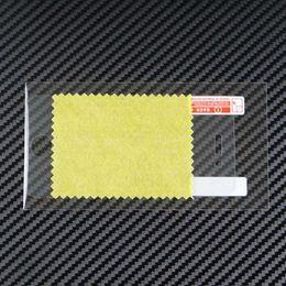 Écrans 4s à vendre-Pour Transparent Screen Guard Film protecteur PET cristal iphone 4 de 3,5 pouces LCD pour iphone 4s protecteur d'écran