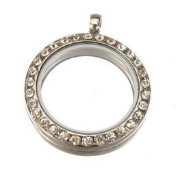 charms lockets pendants necklaces crystal metal glass momory magnet living original owl floating white K slide new diy fashion 35*30mm 2pcs