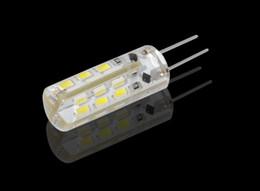3014 LED puces G4 LED Corn Lamp 3W 5W 6W 9W DC 12V Chips Cree Remplacer pour l'ampoule LED Crystal Light Spotlight Blanc Chaud / Blanc Livraison gratuite g4 bulb white promotion à partir de g4 blanc bulbe fournisseurs