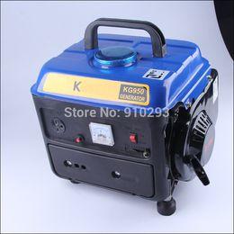 Wholesale 850w gasoline generators v hz single phase generator with wooden case