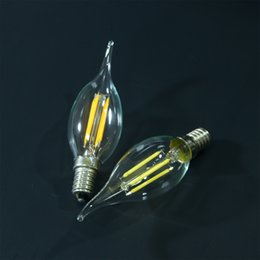 Wholesale epacket W incandescent bulb E14 bare lamp bulb warm color heat of the strong Toilet Kitchen V or V