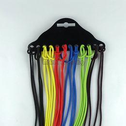 Wholesale Glasses Shop Optical Frame Rope Eyeglasses Chain Sunglasses Elastic Cord Flexibility Milut Colors Dozen Dozens