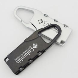 Wholesale New Zipper Bag Luggage Backpack Cabinet Armoire Door Combination Code Lock Latch Security Digital Padlock