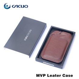 Wholesale Innokin Itaste MVP Case Genuine Leather Raw Material Original Innokin Leather Pouch