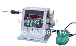 free ship Computer controlled coil transformer winder winding machine 0.03-1.8mm