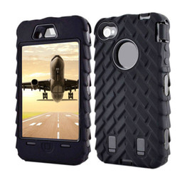 Wholesale S5Q Fashion Shockproof High Impact Rugged Tires Profile Case Cover For Iphone C AAAFLI