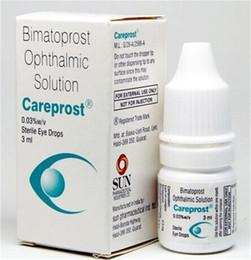 Wholesale Bimatoprost Ophthalmic Solution Generic Latisse SEALED Authentic CAREPROST EYELASH GROWTH SERUM LIQUID Eyelashes Eyebrow Grower Hot