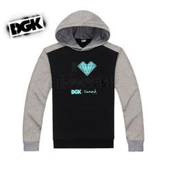 i988 s-5xl free shipping Newest Fashion DGK hoodies sweatshirts casual hoody New style men pullover mens sportwear