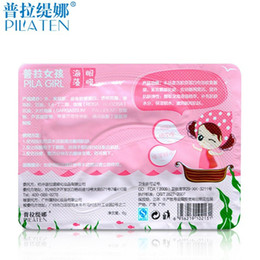 Wholesale Black Friday Shopping New PILATEN Normal specifications Dilute black eye circle firming skin to enhance elasticity Pula girl seaweed Mask