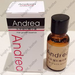 Wholesale Andrea Hair Growth Essence Hair Loss Liquid ml Dense Hair Fast Sunburst Hair Growth Grow Restoration Pilatory