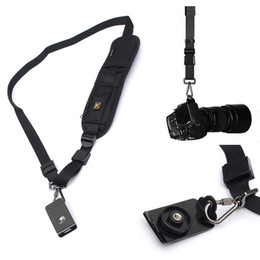Quick Strap Rapid Straps Shoulder Sling Belt Neck Strap for Camera SLR DSLR for Canon Nikon Sony