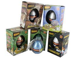 Big Easter Egg Dinosaur Eggs Dinosaur Easter Egg Turtle Snake Chicken Penguin Crocodile Lizard Water Expansion Easter Egg 7 Designs