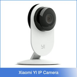 Wholesale Xiaomi YI IP Camera Wireless Wifi HD P Infrared Night Vision For Smart Home CCTV Security Xiaoyi Mi Surveillance Ants Camera