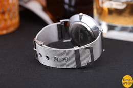 free shipping special New Fashion Luxury Women Dress Brand Quartz Wristwatches Ladies Casual Flat Gauze Gold alloy Watches
