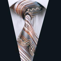 Necktie for Men Jacquard Woven Silk Tie Business Party Formal Meeting 8.5cm Width Necktie D-0425