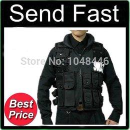 Wholesale 100 As Movie Shown Military Combat Tactical Vest outdoor gear riding vest U S Secret SWAT vest CS field equipment