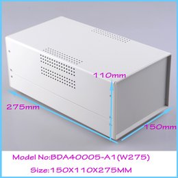 iron box electrical cabinet steel junction box for electronics instrument case (1pcs) 150x110x275mm iron box electronics switch box