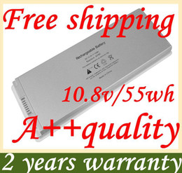Wholesale High quality HOT Special Price New laptop battery For Apple MacBook quot MA254 MA255 MA699 MA700 A1185 MA561 MA561FE