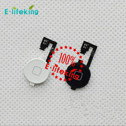 Wholesale For iphone iPhone S Home Button Flex Cable Return Key Ribbon Cable Parts Replacement with