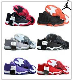 Wholesale Men Nike dan Future low sports shoes original quality jordan retro shoes with box size
