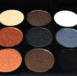 NEW Cosmetic Pro Eye Shadow Makeup Palette 15 Colors Matte shimmer Eyeshadow kit Cosmetic eyebrow powder Waterproof eyes shadow naked makeup