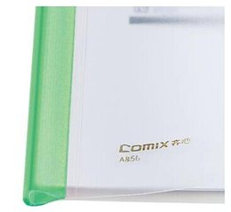 Wholesale Comix A856 Report Cover for Documents Files Holder and Display colour red yellow blue green gray