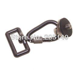 10pcs 1 4 Screw Connecting Adapter+1 4Connecting Hook For shoulder Quick sling strap Camera Bag Case&Shoulder Neck Strap