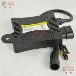 Wholesale 55w ballast xenon hid for car light source electronic hid ballast blocks ignitor for H4 H7 H3 H1 H11 slim ballast