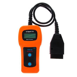 Wholesale OBD2 U380 Automotive Diagnostic Equipment Car Detector Car Computer Analyzer Test Rig