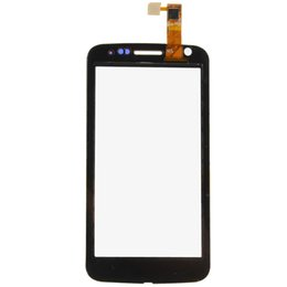 Wholesale New Black Front Digitizer Touch Screen Parts Replacement Fit for Motorola Atrix G MB860