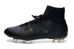 Wholesale Nike Men s Mercurial SuperFly IV FG Soccer Cleats Laser Black