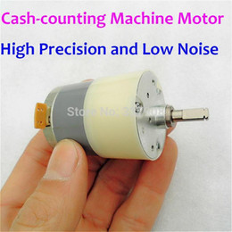 Wholesale 35ZYL002 V RPM High Precision Low Noise DC Motor With Plastic Gear