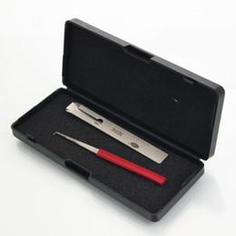 Compra Online Recoge volvo-caliente de la venta 100% auténtico Lishi la herramienta del cerrajero cerradura del coche automático Recogida sistema de herramientas del NE66 para el nuevo Volvo