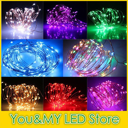 Edison2011 10M 100LEDs DC Connector LED Sliver Copper Wire String Fairy Light Home Factory Office Lamp DC 12V