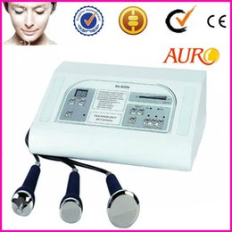 Au-8206A Best body care face care eye care ultrasonic waves skin care machine with CE certification